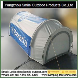 Two Person Tunnel Waterproof Beer Outdoor Camping Custom Tent pictures & photos