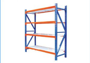 Ce Approved High-End Long Span Racking for Warehouse Storage pictures & photos