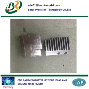 Costomized CNC Machining Aluminum Spare Parts Rapid Prototype Service pictures & photos