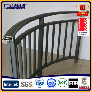 Top Quality Arc Sliding Window with Mosquito Net and Grills pictures & photos