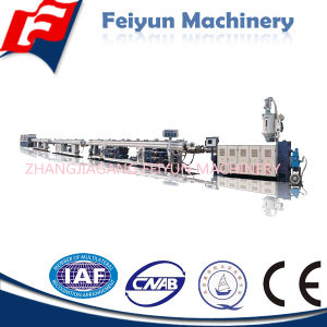 Plastic PE Pipe Production Line/Making Machine