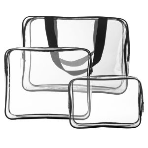 Waterproof Cheap Gift Cosmetic/Makeup Clear Storage Travel Storage Wash Bag pictures & photos