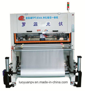 EVA/Tpt Automatic Punching and Cutting Machine