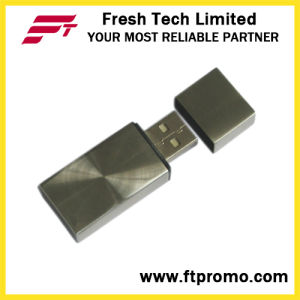 Another Style of Metal Block USB Flash Drive (D304) pictures & photos