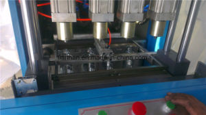 4 Cavity Semi Automatic Bottle Making Machine pictures & photos