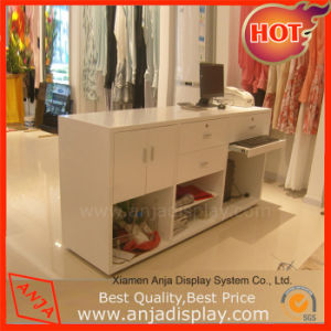 MDF Store Checkout Counter pictures & photos