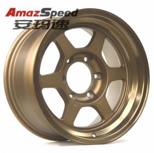 15, 16 Inch Alloy Wheel with PCD 8X100-114.3/ 6X139.7
