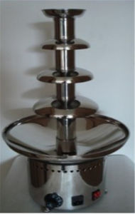 Grt-D20096 4 Layer Mini Commercial Chocolate Fountain Machine for Sale pictures & photos