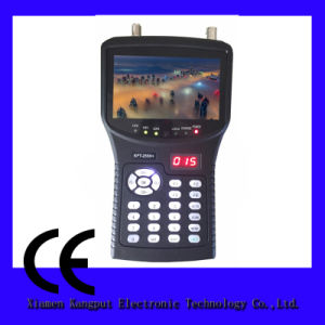Kpt-255h+Tvi Satellite Digital Satellite Finder Signal Meter Kangput DVB-S  DVB-S2 Digital Satellite Finder Meter