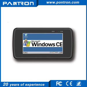 Windows CE 5.0 system 4.3 inch industrial HMI touch panel pictures & photos