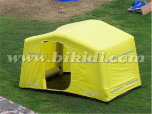 Portable Air Tight Inflatable Tent for Camping K5148 pictures & photos
