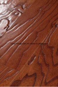 A Grade Wood of The Neem Wood Relief Parquet/Laminate Flooring pictures & photos