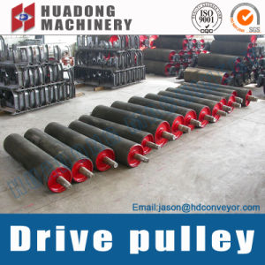 Professional Belt Conveyor Driving Pulley pictures & photos