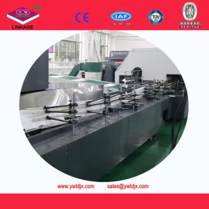 Ldpb460 Fully Automatic High Speed Hot Melt Glue Binding Notebook Production Line Machine pictures & photos