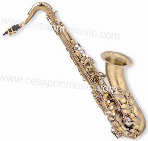 High Grade/Tenor Saxophone /Saxophone / Woodwinds /Cessprin Music (CPTS105) pictures & photos