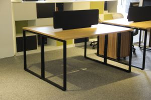 Office Furniture Melamine Executive Office Desk