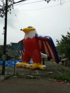 Giant Inflatable Animal Eagle Advertising for Promotion pictures & photos