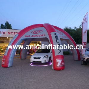 Basic Info & China Guangzhou Supplier Inflatable Car Garage Spider Tent - China ...