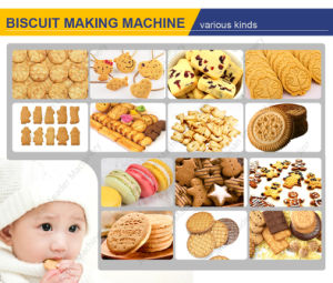 High Quality and Industrial Waffle Ice Cream Cone Biscuits Making Machine for Sale