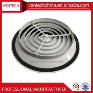 Alibaba China Air Conditioing Air Diffuser Air Wall Vent Round Ceiling Diffuser pictures & photos