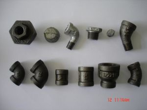 "Malleable Iron Pipe Fitting-1/8""~3/8"""