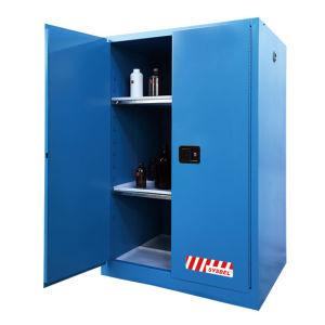90gal Lab Chemical Corrosive Aid Storage Cabinet Sysbel (WA810860B)