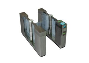 Swing Barrier Turnstile Gate (AFC-GAT-B18D-5)