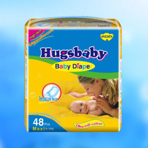 Disposible Cotton Baby Diapers/ Nappies with Good Quality (JHS065) pictures & photos