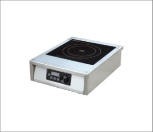 Tabletop Stainless Steel 3500W Commercial Induction Cooker Restaurant  Catering Equipment For Fast Food