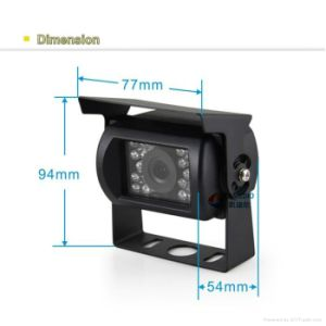 Waterproof IR Night Vision Bus/Truck Camera for Rearview/Side View CCD 24V (CM-629) pictures & photos