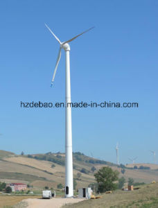Customed Galvanized Wind Tower Pole