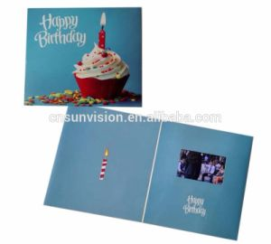 Musical Birthday Card 43 LCD Video Greeting Gift