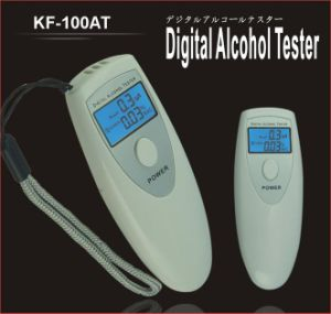 Digital Alcohol Tester with Lightback