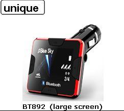 Bluetooth 1.4′ TFT Large Screen Car MP3