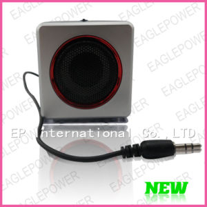 Power Amplifier Multimedia Mobile Speaker (EP-SD-TF21)