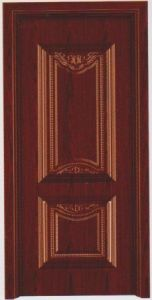 Classic Solid Wood Door for Room (XH-025)
