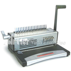 Comb Binding Machine (YD-CM660) pictures & photos