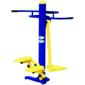 Powder Coating for Outdoor Fitness Equipment