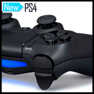 High Sensitive Wired Game Joystick Video Game Controller for PS4 Console