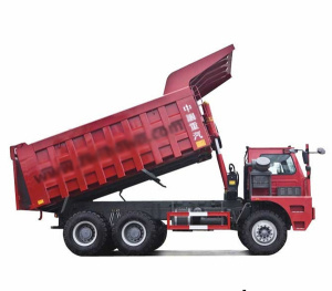 Heavy Duty 6*4 Dump Truck