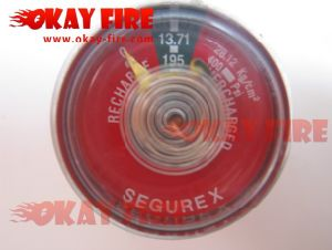 37 Spring Pressure Gauge for Fire Extingusiher