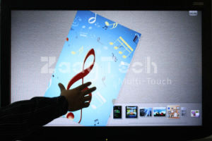 "52"" LCD Multitouch Screen Frame-4 Touch Points (N-52-4)"