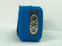 3 LED Solar Torch Radio pictures & photos