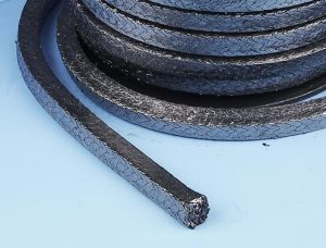 Graphite Packing/Flexible Graphite Yarn/Sealing Material pictures & photos