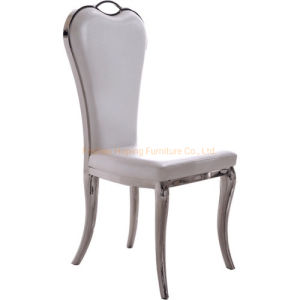 Modern Dining Chair Hotel Hall Big Banquet White Wedding Chair Steel Pictures Living Room Chairs