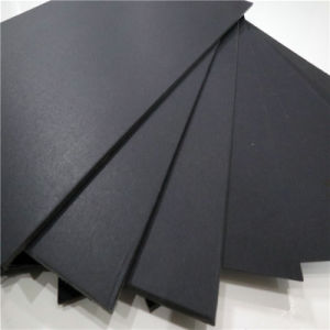 230GSM 250GSM Black Paper for Luxury Gift Box Wrapping