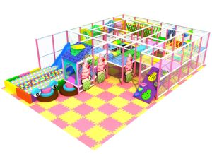 China Professional Manufacture Kids Indoor Playground Slide for Sale pictures & photos