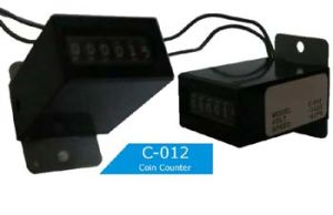 China (Gd) Coin Meter Counter for Coin Operated Machine