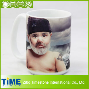 Porcelain Mug for Personal Dye Sublimation (001) pictures & photos