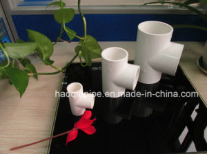 Sch 40 PVC Fittings pictures & photos